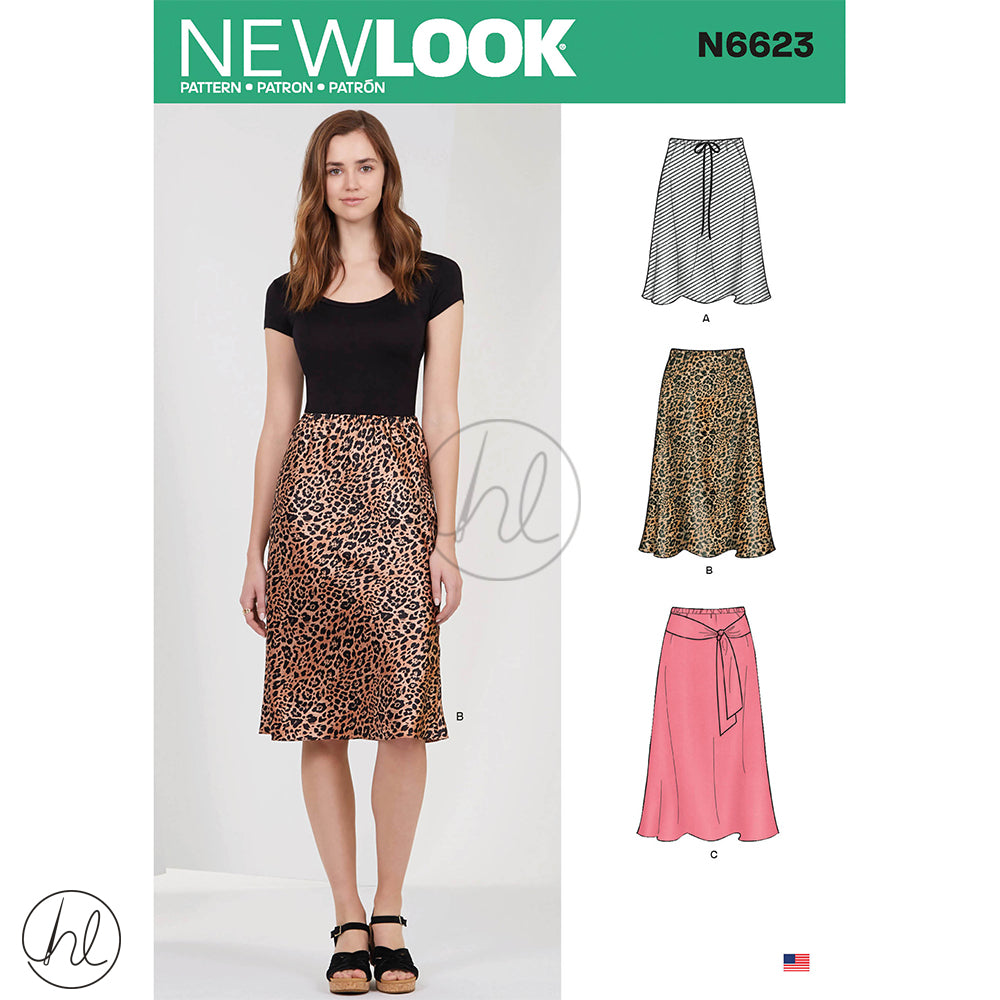 NEW LOOK PATTERNS (N6623)