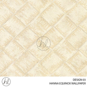 HANNA EQUINOX WALLPAPER (DESIGN 03) (466712) (106CM X 15.6M) (PER ROLL)