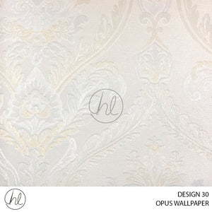 OPUS WALLPAPER (DESIGN 30) (WXX001) (106CMX15.6M) (PER ROLL)