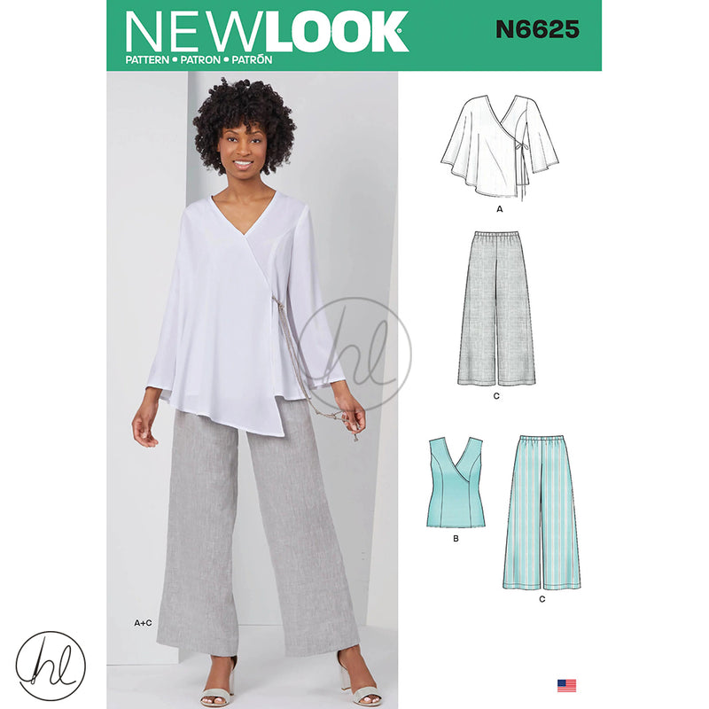 NEW LOOK PATTERNS (N6625)
