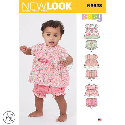 NEW LOOK PATTERNS (N6628)