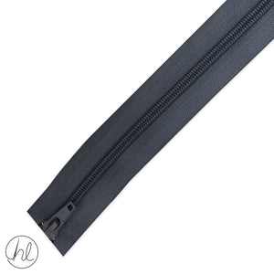 NYLON OPEN END ZIPS - 35CM