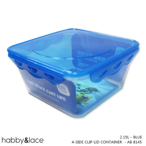 4-sided-clip-lid-container-2-15l-blue-ab-8145
