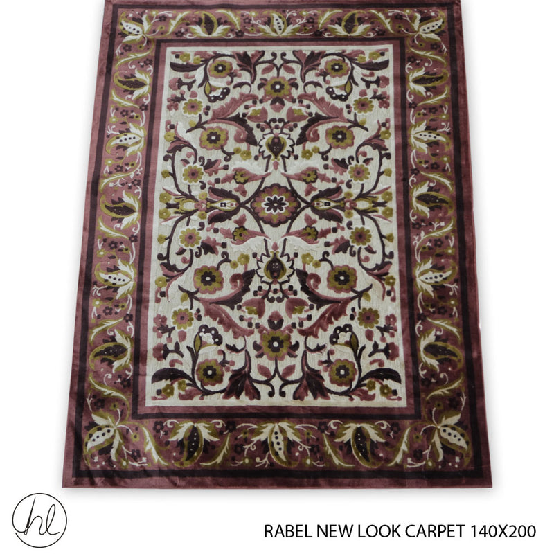 CARPET RABEL NEW LOOK (140X200) (DESIGN 01)