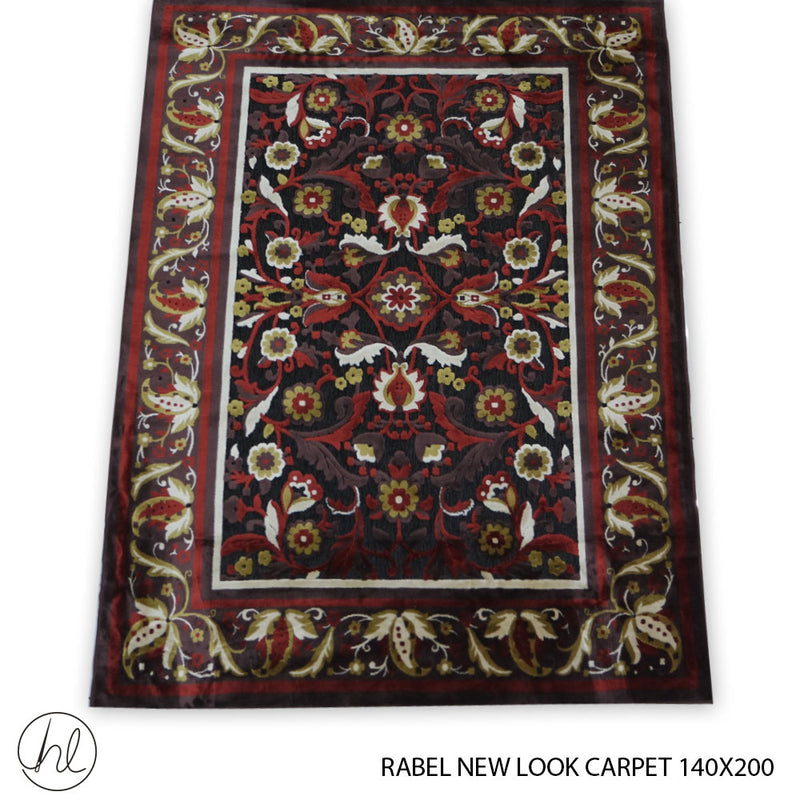 CARPET RABEL NEW LOOK (140X200) (DESIGN 02)