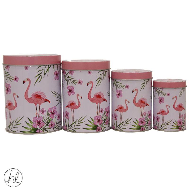 BISCUIT TINS ROUND ABY-1198