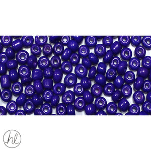 GLASS BEADS (+-12G P/PACK) GB347