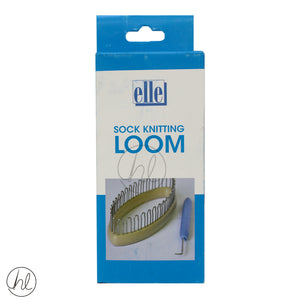 KNITTING LOOM SOCK