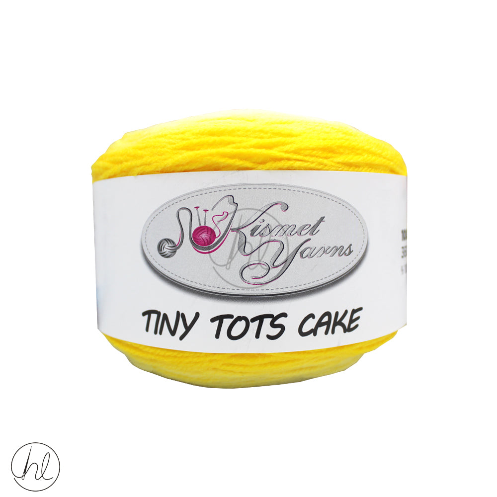 TINY TOTS CAKE (100G) LEMON