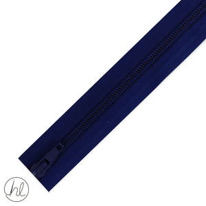 NYLON OPEN END ZIPS - 50CM