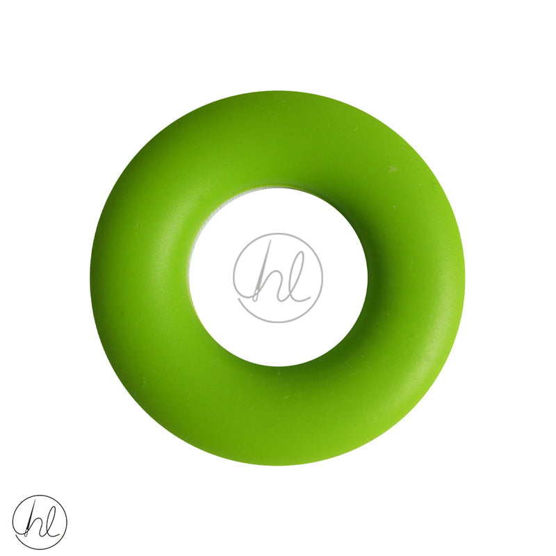 SILICONE RING GREEN