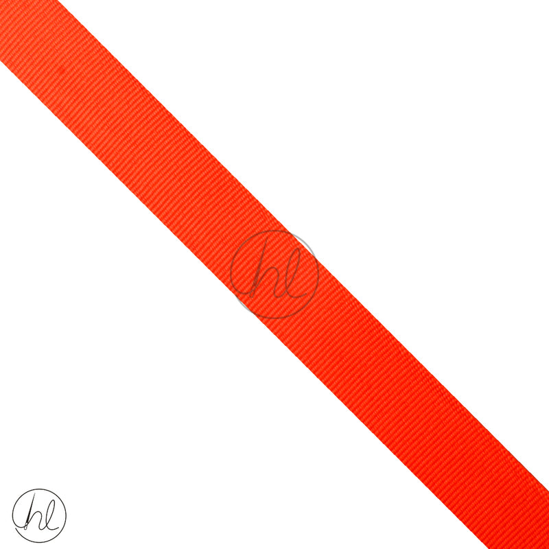 REFLECTIVE TAPE BRIGHT ORANGE (20MM) P/METER