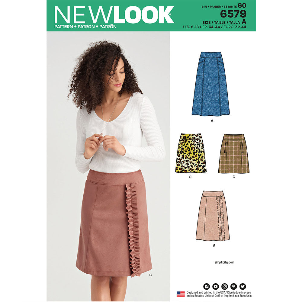 NEW LOOK PATTERNS (6579)