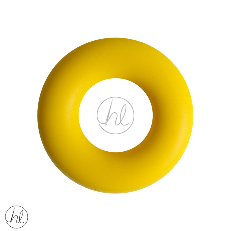 SILICONE RING YELLOW