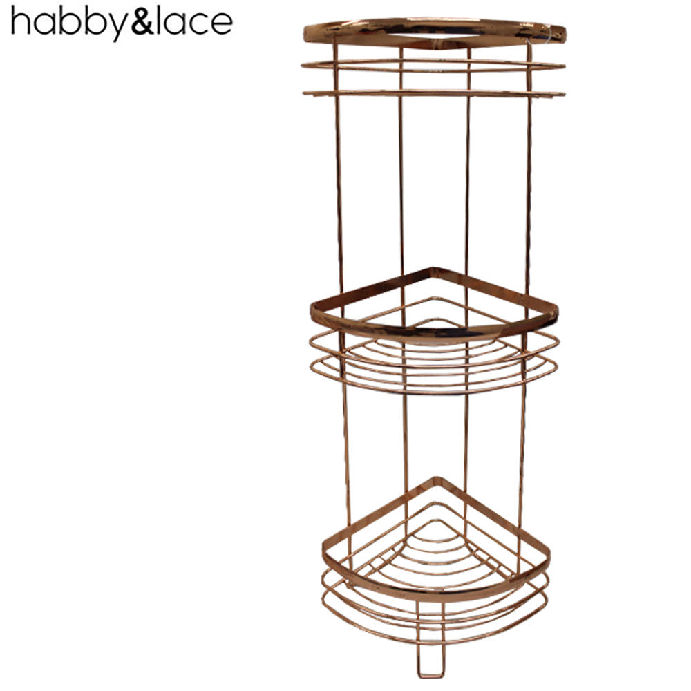 SHOWER CADDY (BRONZE) (EACH)