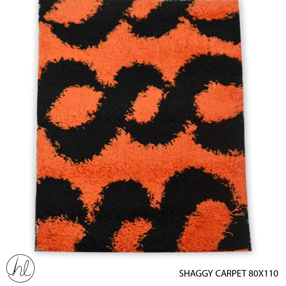 CARPET SHAGGY (80X110) (DESIGN 06)