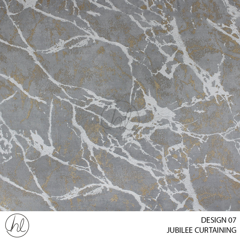 JUBILEE CURTAINING (DESIGN 07) (280CM WIDE) (PER M)