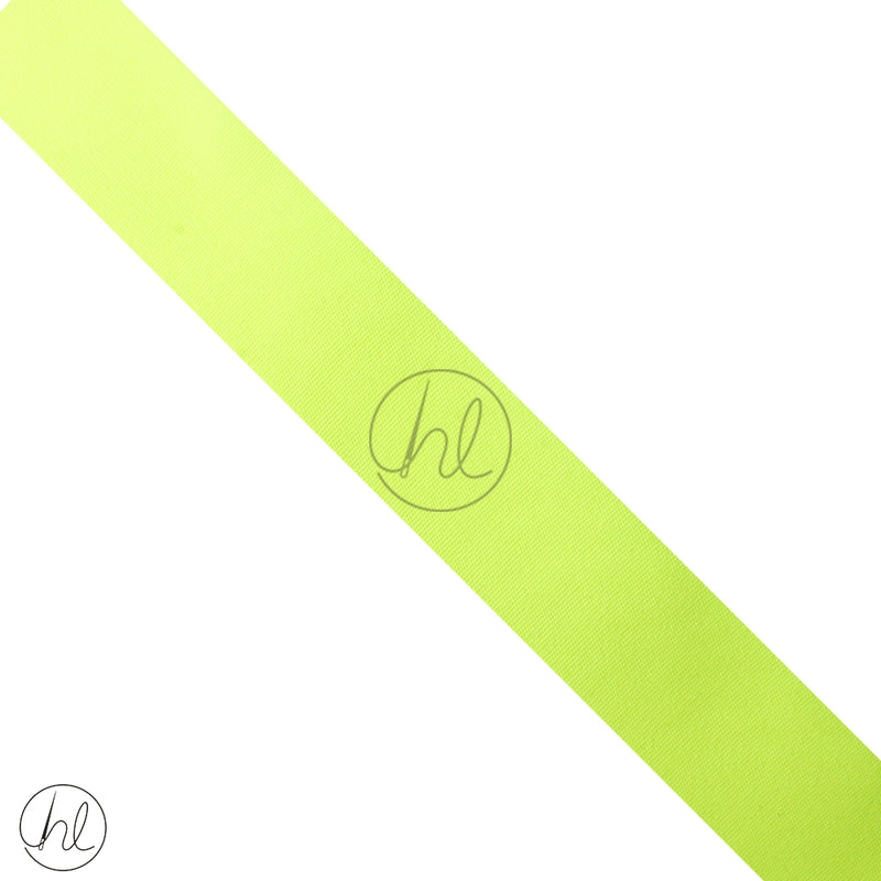 REFLECTIVE TAPE YELLOW 011-027  (20MM) P/METER