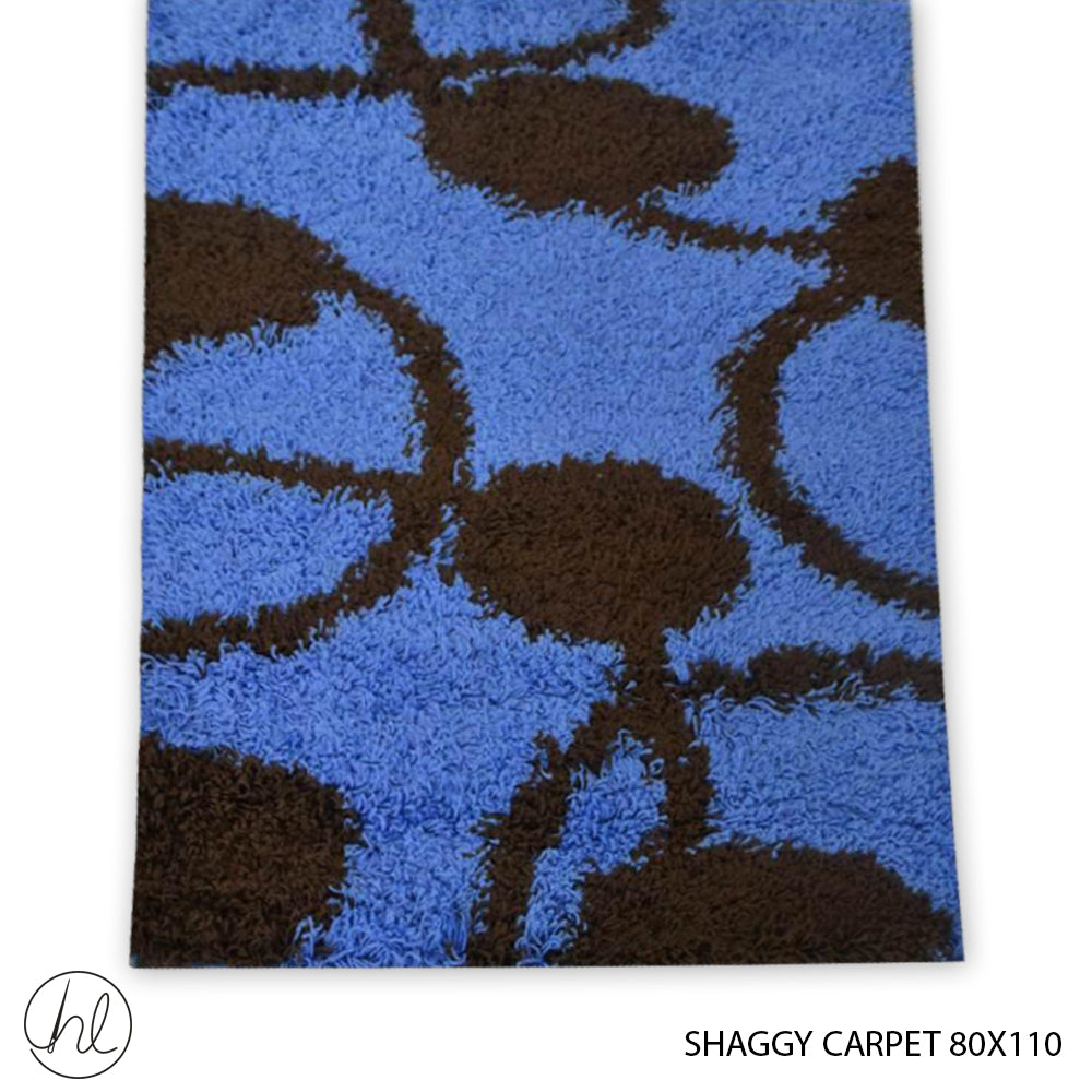 CARPET SHAGGY (80X110) (DESIGN 07)