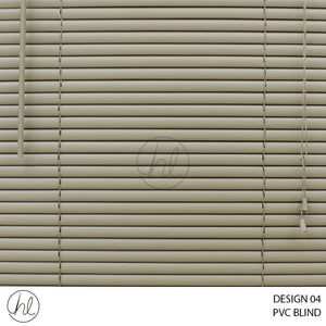 PVC BLIND (DESIGN 04) (TAUPE)