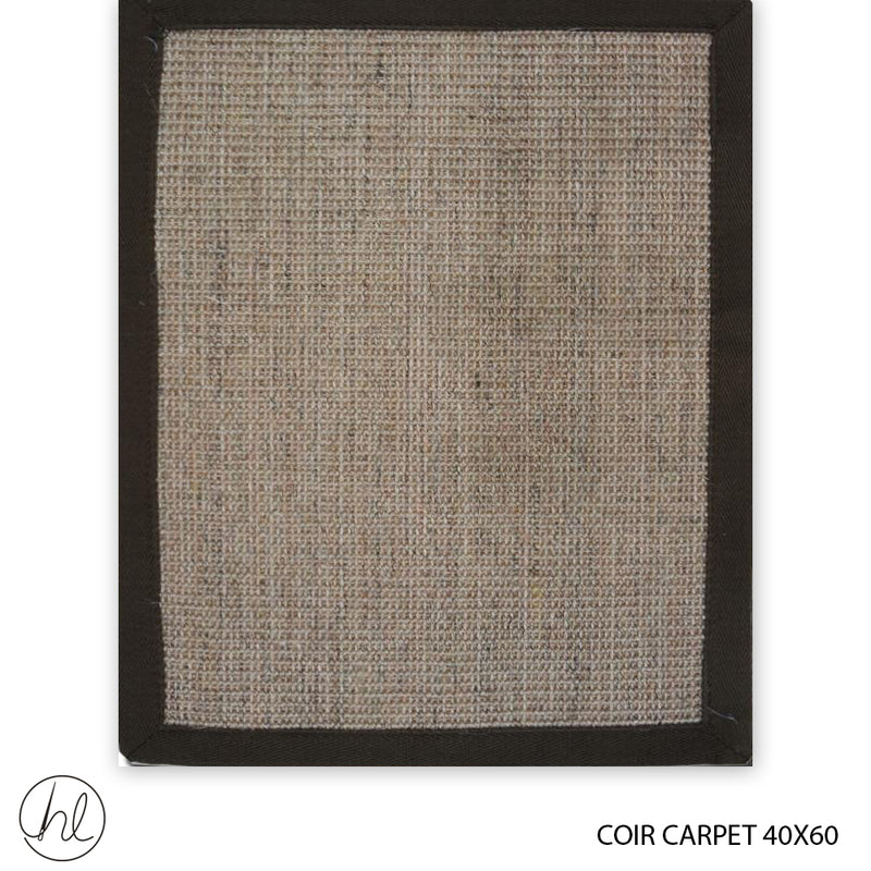 CARPET COIR (40X60) (DESIGN 1)