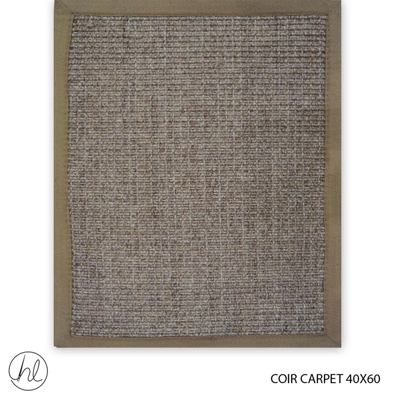 CARPET COIR (40X60) (DESIGN 2)