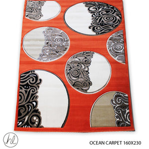 CARPET OCEAN 160X230 DESIGN 03