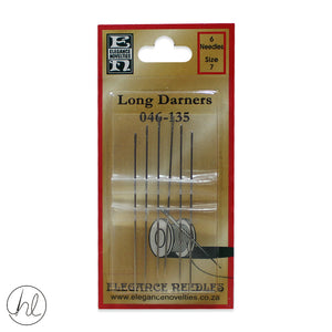 LONG DARNERS NEEDLES (SIZE-7) (046-135)