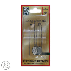LONG DARNERS NEEDLES (SIZE-9) (046-137)