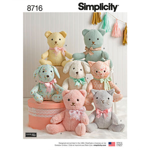 SIMPLICITY PATTERNS (8716)