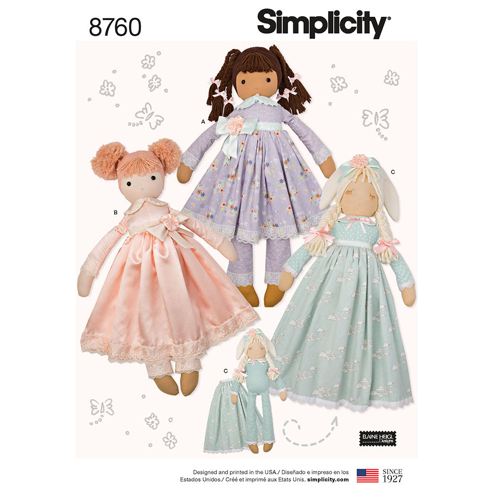SIMPLICITY PATTERNS (8760)
