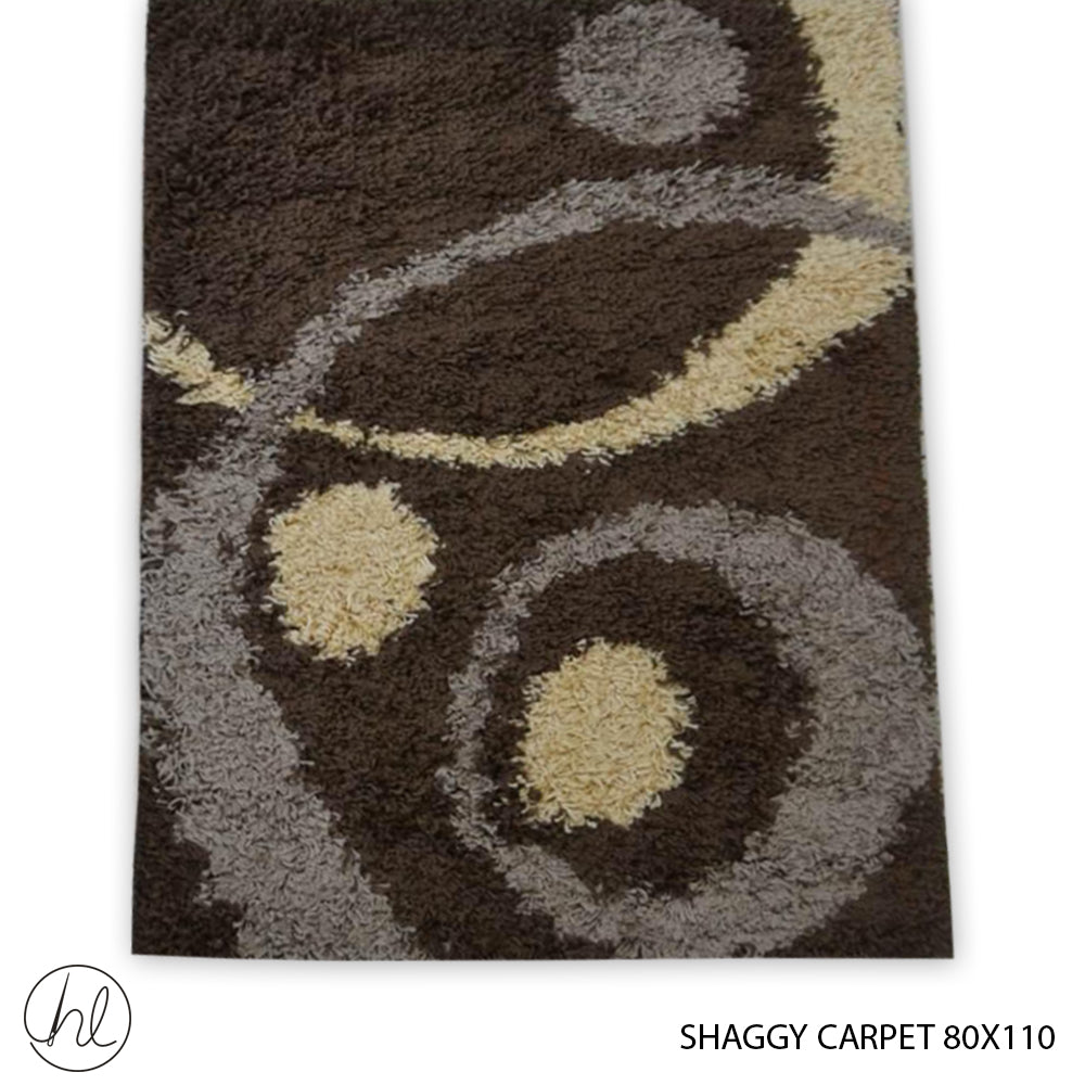 CARPET SHAGGY (80X110) (DESIGN 08)