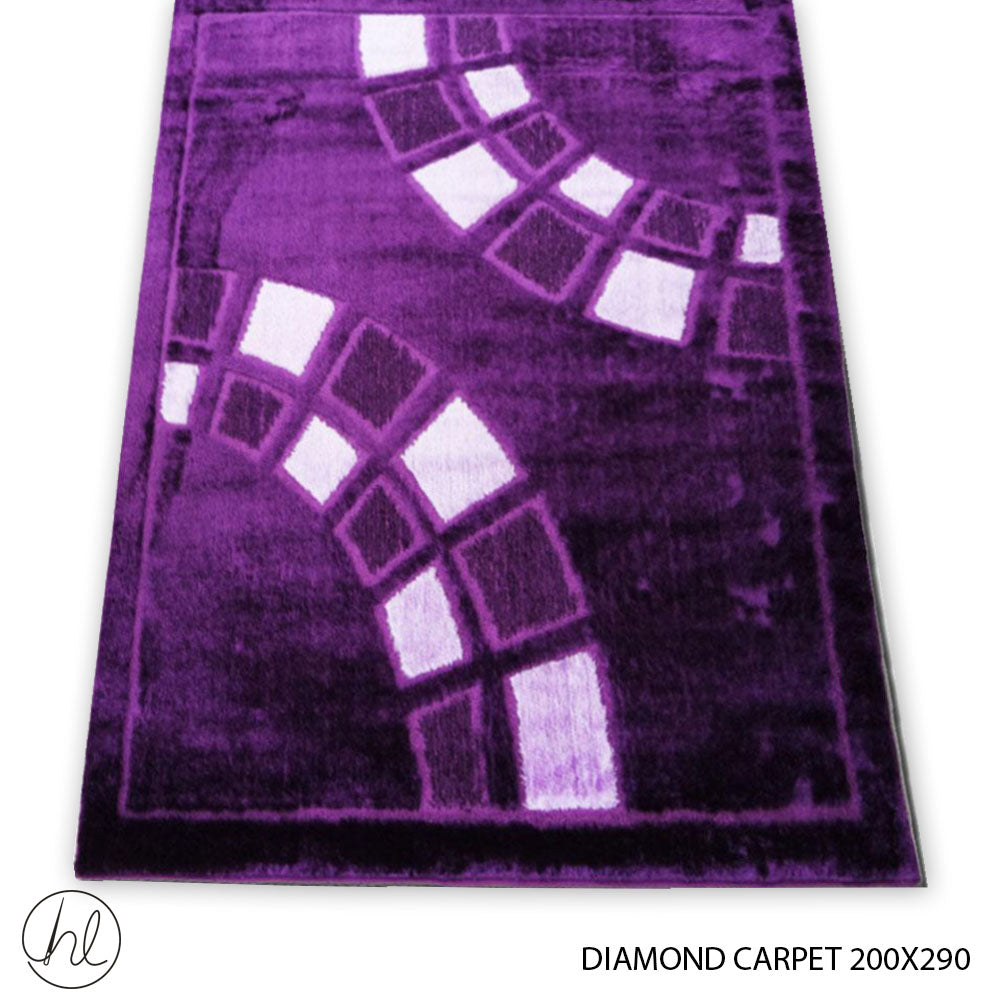 CARPET DIAMOND (200X290) (DESIGN 02)