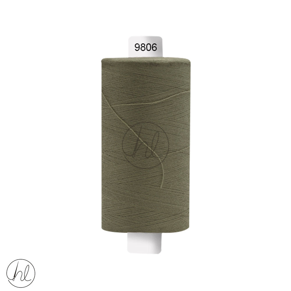 1000M SERALON COTTON (P/REEL) (9806)