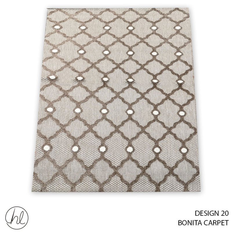 BONITA CARPET (100X150) (DESIGN 20)
