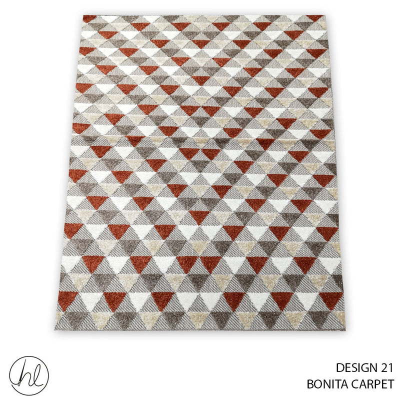 BONITA CARPET (100X150) (DESIGN 21)