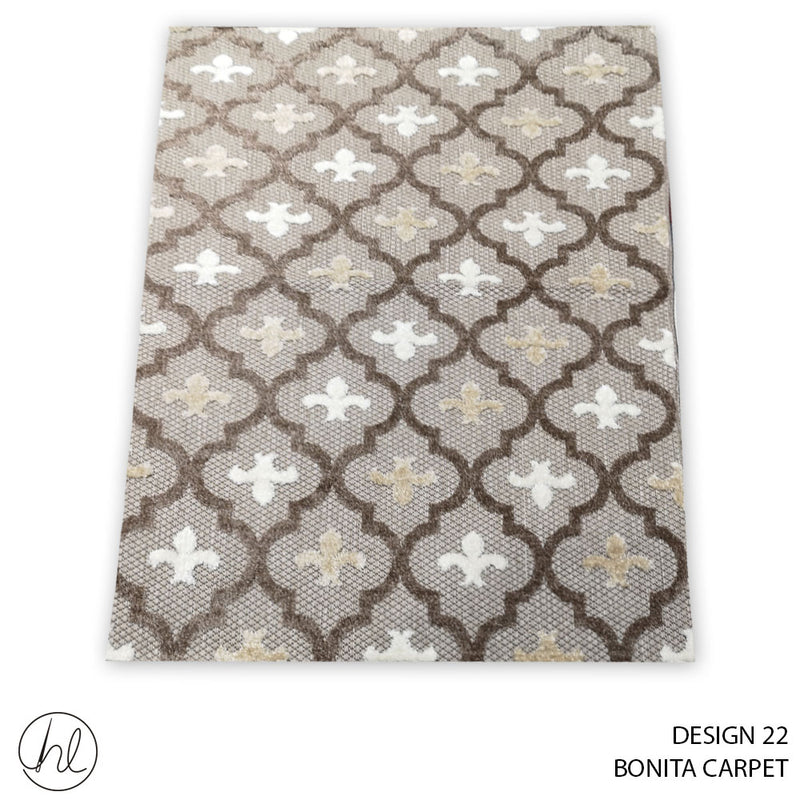 BONITA CARPET (100X150) (DESIGN 22)