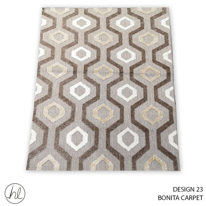 BONITA CARPET (100X150) (DESIGN 23)