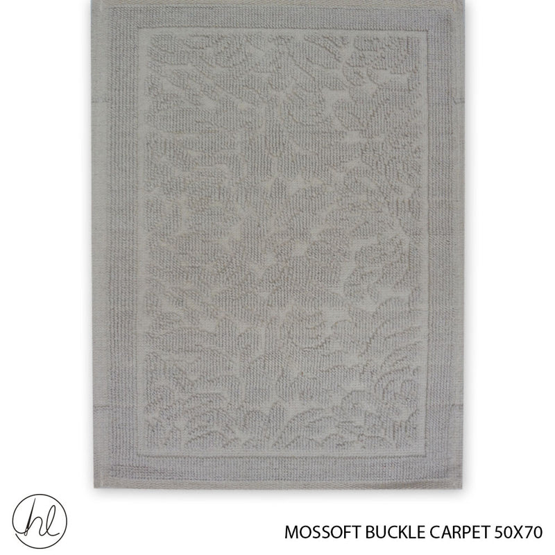 MOSSOFT 100% COTTON CARPET (50X70) (DESIGN 02) (BUY 2 FOR R99.99)