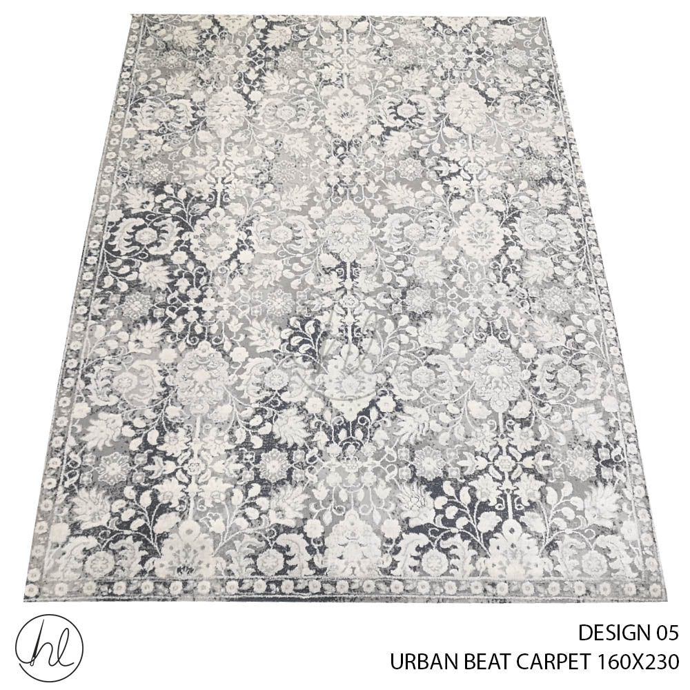 URBAN BEAT CARPET (160X230) (DESIGN 05)