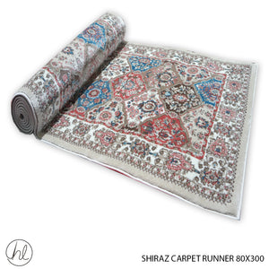 SHIRAZ CARPET RUNNER (80X300) (DESIGN 01)