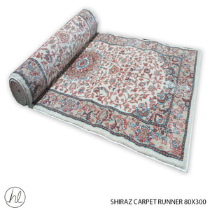 SHIRAZ CARPET RUNNER (80X300) (DESIGN 02)