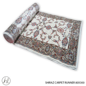 SHIRAZ CARPET RUNNER (80X300) (DESIGN 04)