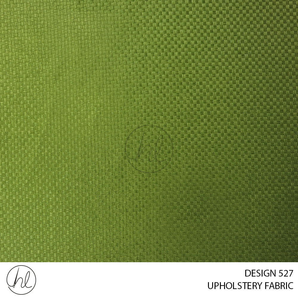 UPHOLSTERY FABRIC (DESIGN 03) (140CM) (PER M) (GREEN)