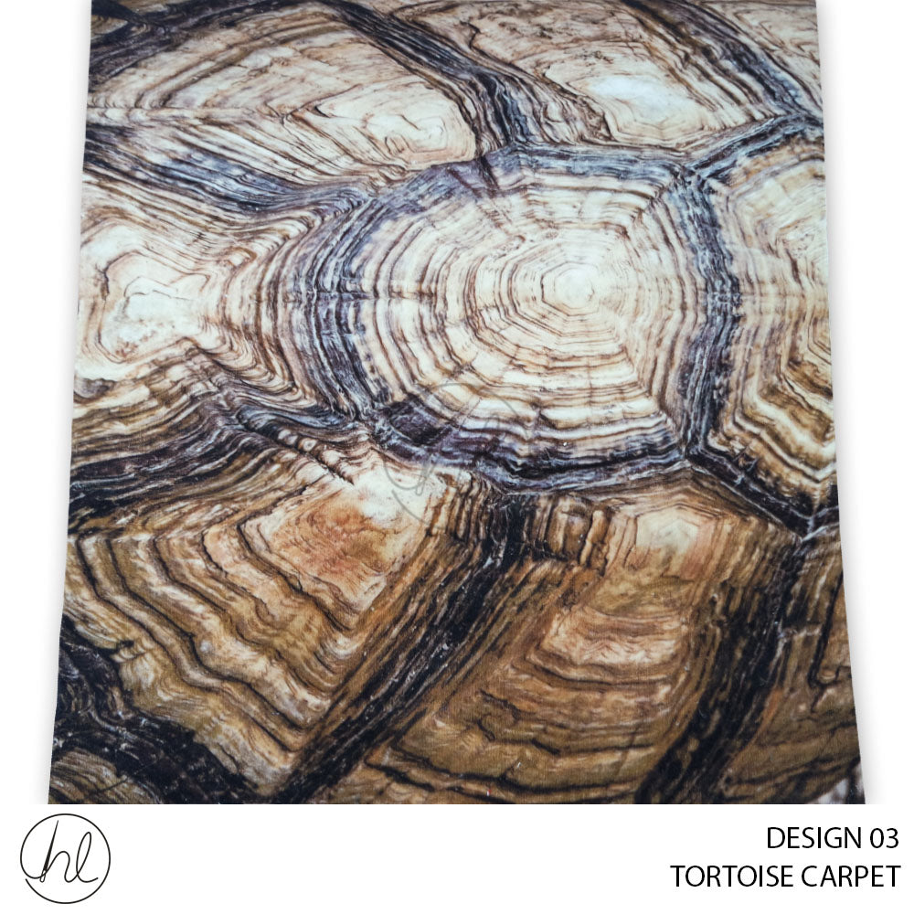 TORTOISE CARPET (160X230) (DESIGN 03)