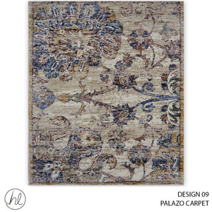 PALAZO CARPET (60X80) (DESIGN 09)