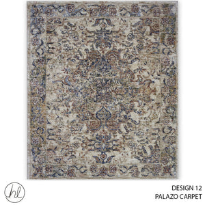 PALAZO CARPET (60X80) (DESIGN 12)