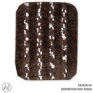 BATHROOM MAT (40X60) (DESIGN 04)