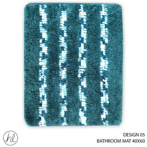 BATHROOM MAT (40X60) (DESIGN 05)