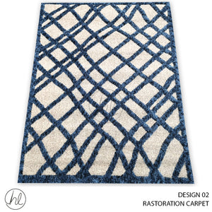 RASTORATION CARPET (160X230) (DESIGN 02)